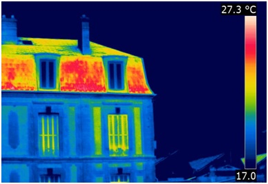 Thermographie et conditions environnementales
